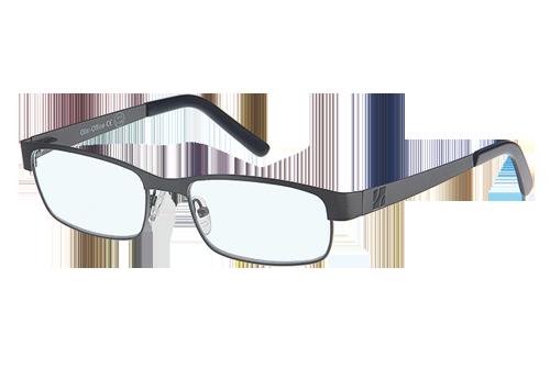 multifocale computerbril merk gun
