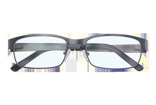 multifocale computerbril voorkant