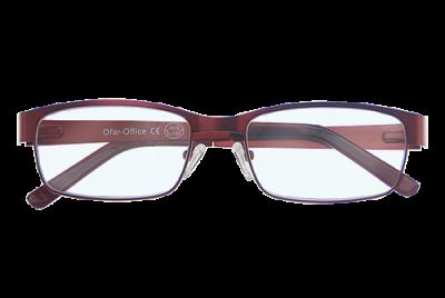 multifocale computerbril voor kantoor