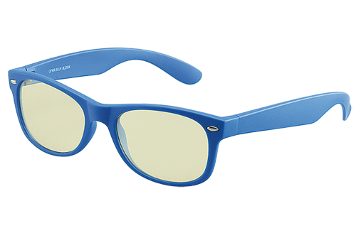 Blueblock blauwe computerbril zonder sterkte