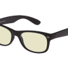 Blueblock Computerbril zonder sterkte zwart